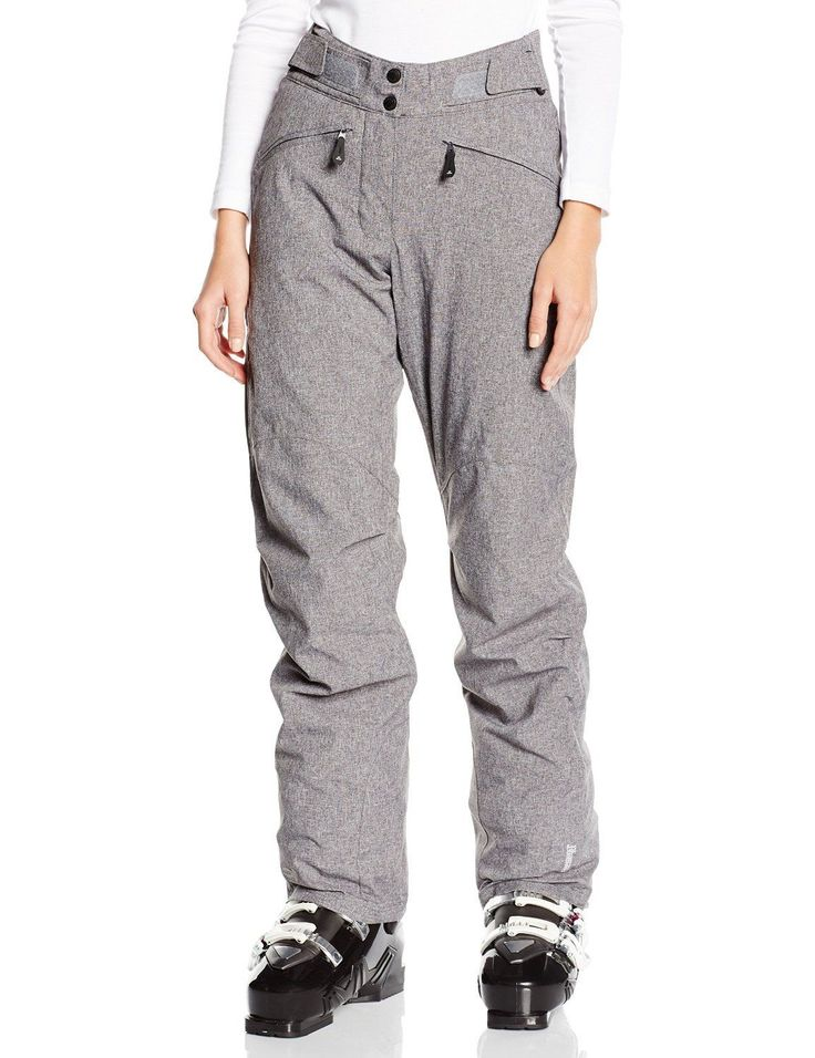 New eider la #molina la#molina #womens ski trousers grey size: uk 8  rrp £200,  View more on the LINK: 	http://www.zeppy.io/product/gb/2/262631043218/