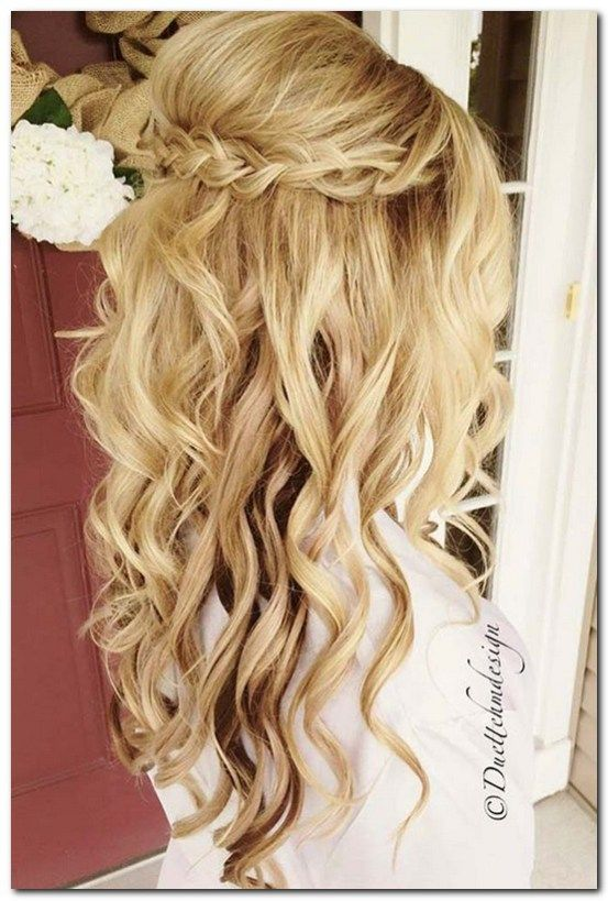 Wedding Hairstyles Half Up And Half Down (114)