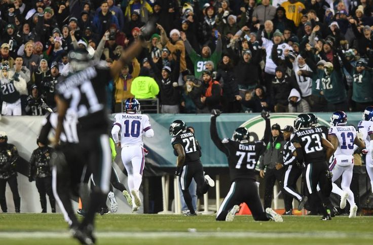 Eagles safety Malcolm Jenkins named NFC defensive player of the week