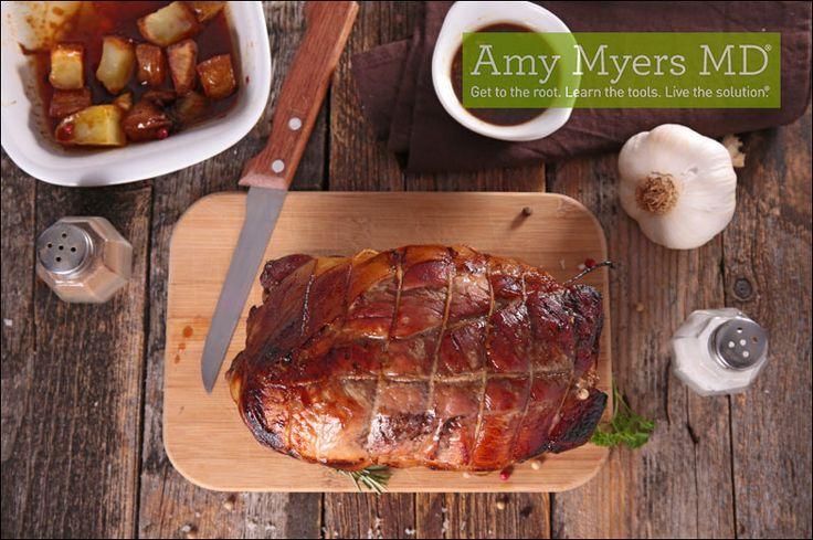 ThisPork Sirloin and Apple Roastis a great (and tasty) option for dinner on The Myers Way®protocol.
