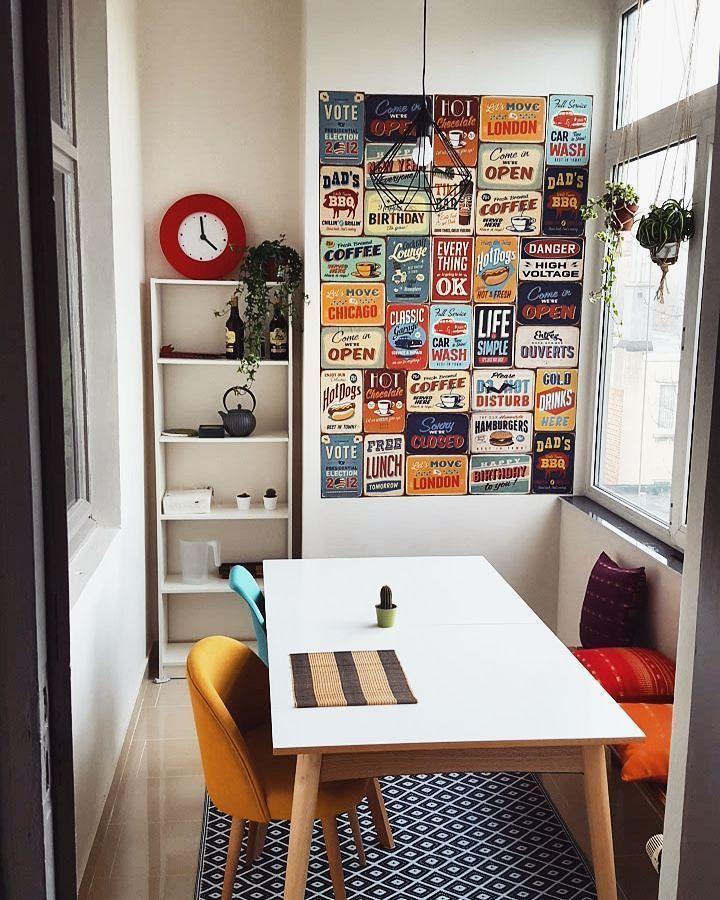 Desain Terbaru Ruang Makan Minimalis Modern Menyatu Dengan Ruang Keluarga