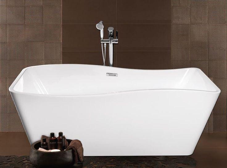 Dorothy 67 Inch Acrylic Bathtub U2013 Still Waters Bath