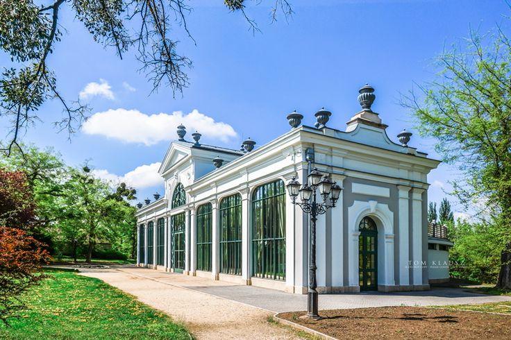 English Park - Tata, Hungary by Tom Klausz on 500px
