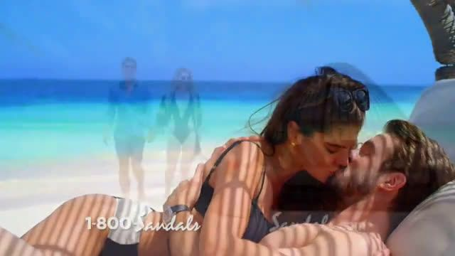 b8a77e76dd70a ▷ Sandals Resorts Time of My Life  Weddings Ad Commercial on TV ...