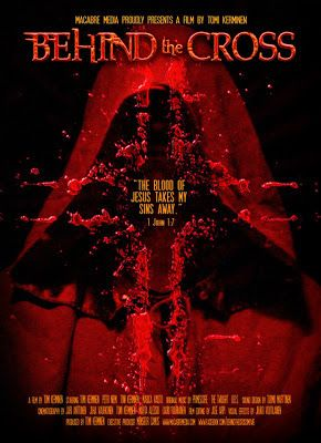 Maven's Movie Vault of Horror: Behind the Cross (Short Film Review)