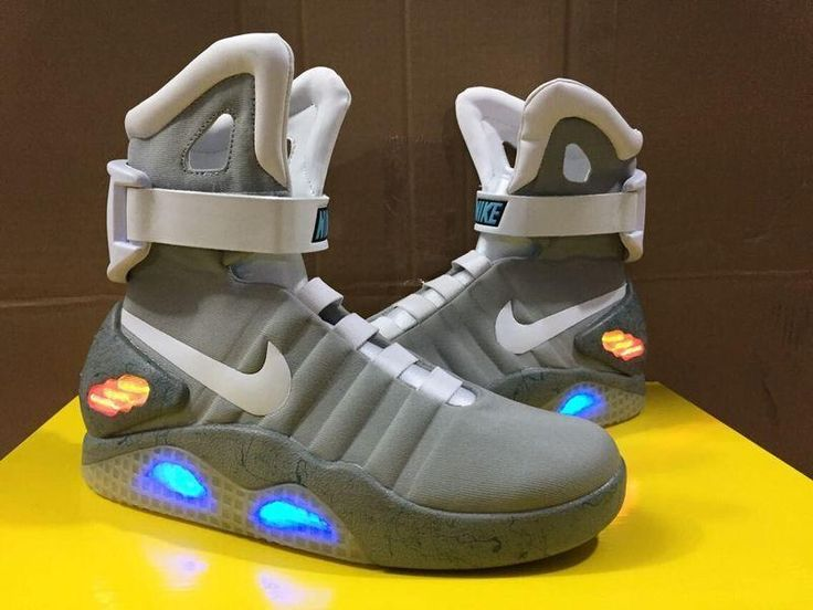 nike back to the future shoes price