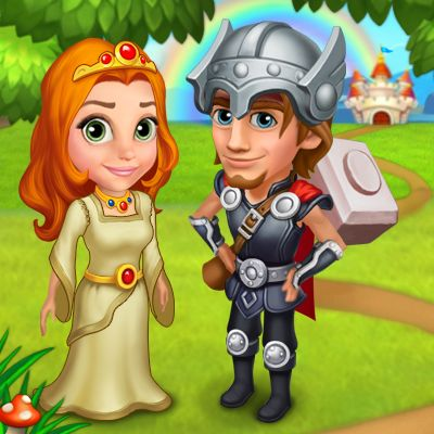 Put together a medieval look with these outfits in Royal Story! #royalstorygame