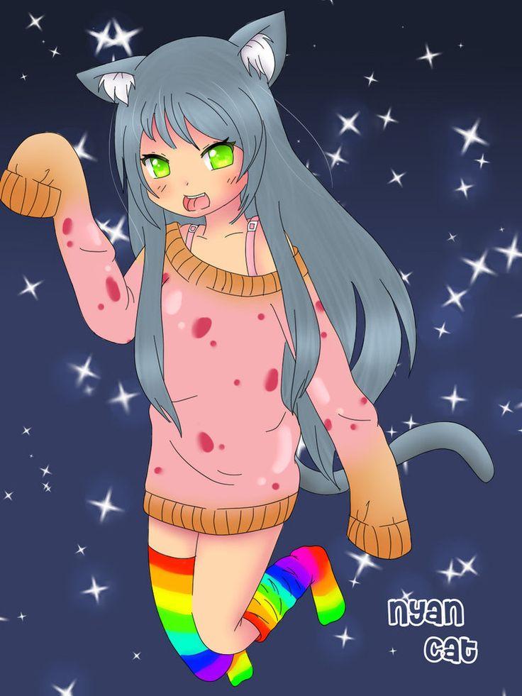 Nyan Cat Bucket Hat