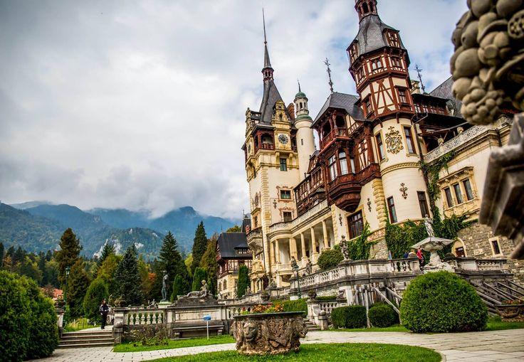 Romanian Royal Family- Peles Castle Romania