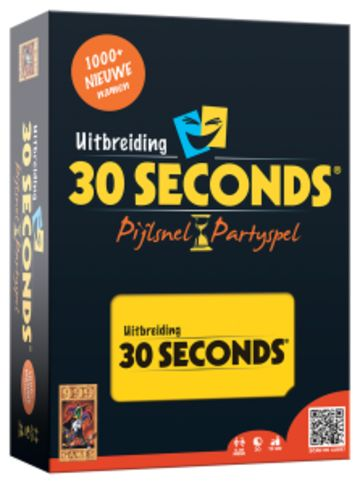 999 Games 30 seconds uitbreiding