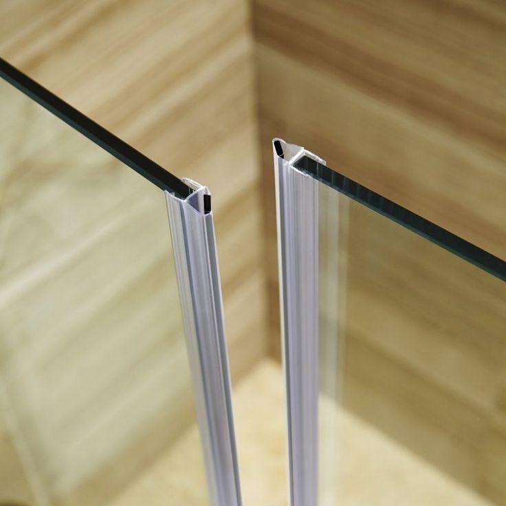 The 25+ best Shower door seal ideas on Pinterest   Door ...
