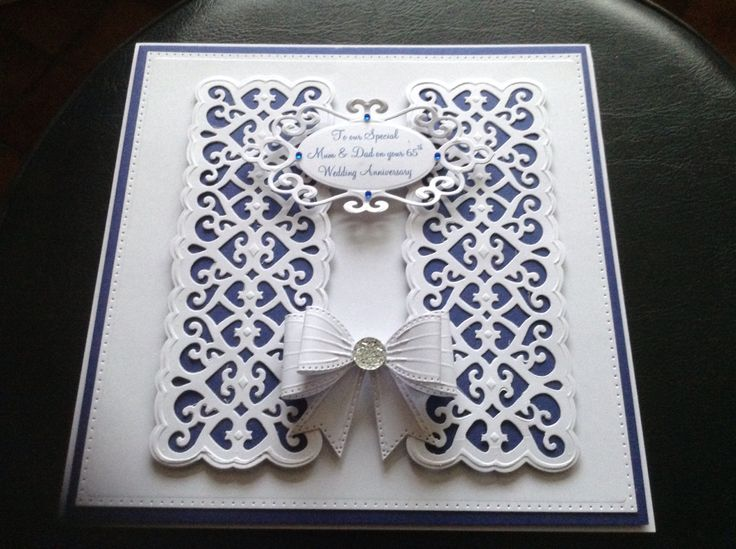 Card with a apricot heart anniversary card heart cards