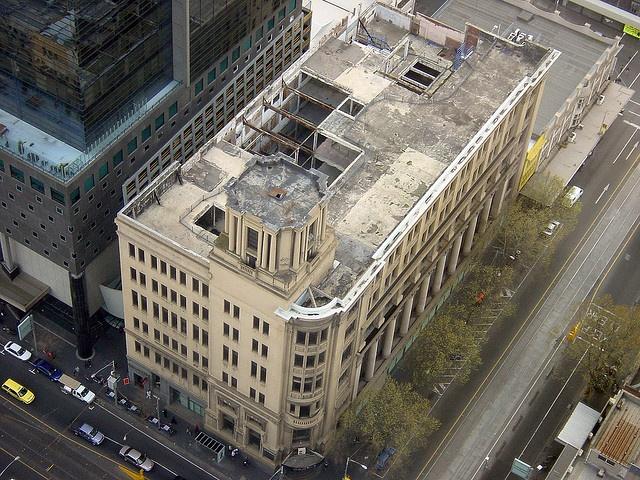 The Argus Building, Melbourne, VIC, Australia (2005)