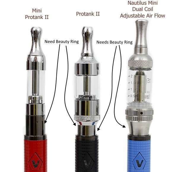 The new Vision Spinner 2 Twist 1100mAh VV battery offer variable voltage in an eGo sized format. Spin the bottom dial and tailor the vape to just the way you like it.