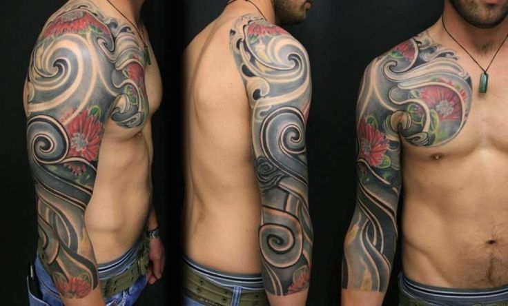 Japanese Laced Sleeve