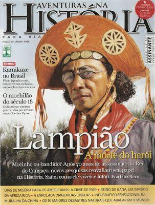Caruaru Agora: Primeiros de muitos... Lampião é líder!