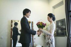 Pernikahan adat Jawa, Pandu dan Rani di Jakarta