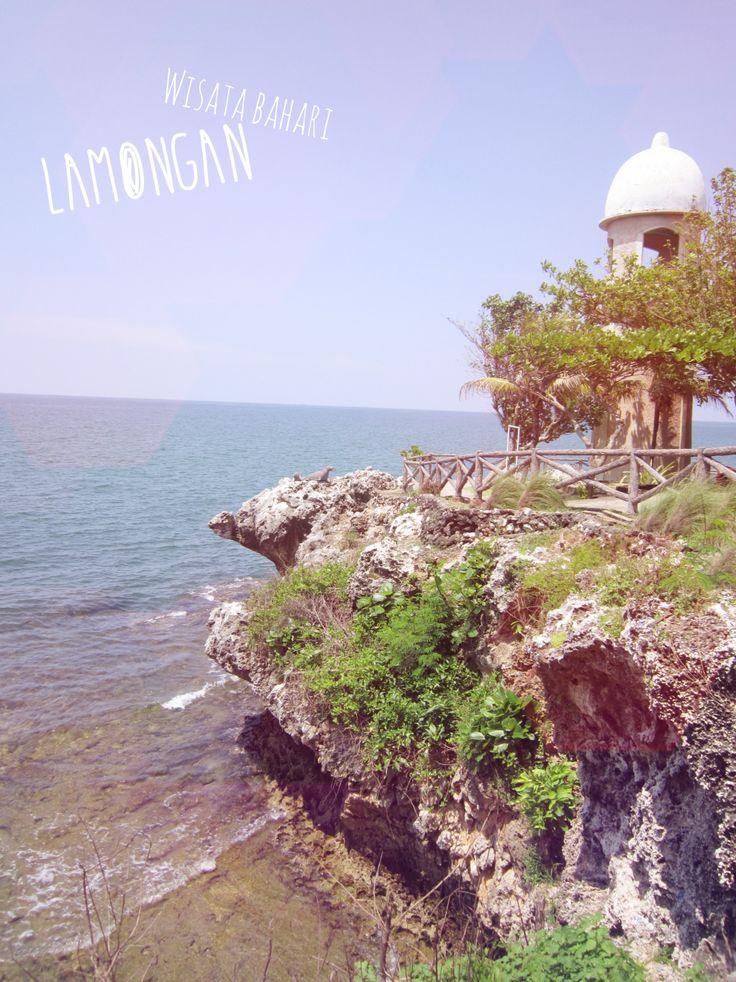 at Lamongan, where the sun is scorching hot~