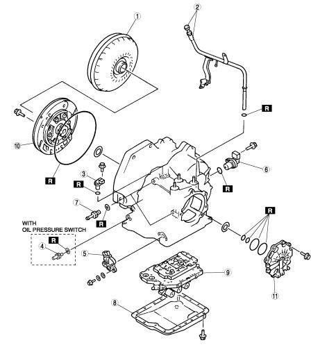 Automatic Transaxle Workshop Manual Supplement FN4A-EL