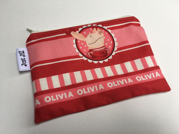 A personal favorite from my Etsy shop https://www.etsy.com/ca/listing/537150308/olivia-pig-eco-friendly-reusable-zipper