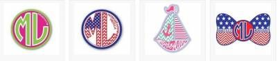 FREE Marley Lilly Promotional Stickers!