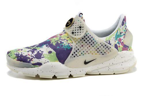 best cheap b1f1a c06d5 Nike Sock Dart Green Splash Ink Women Sneaker | shoes ...