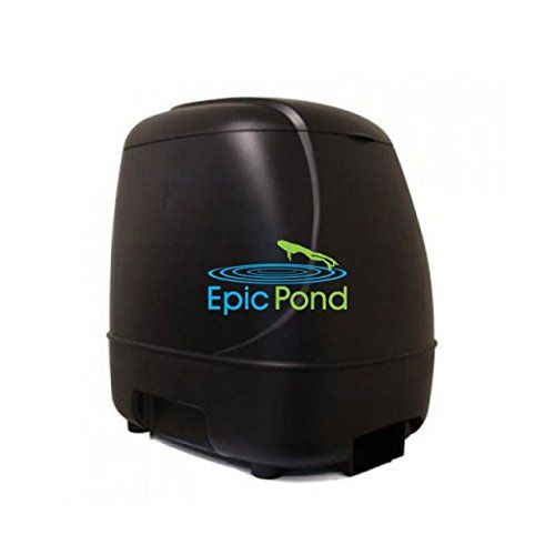 Epic Pond Automatic Koi Fish Feeders are an oustanding value. These economical automatic feeders can hold up to 10L of Koi food. Fully programmable for feeding time and amount. This unit can be placed...