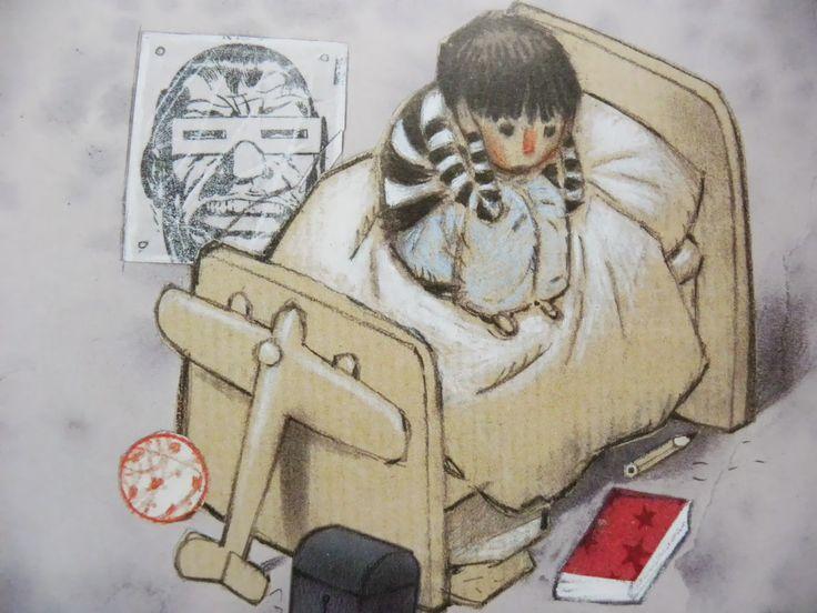 "K o k o n F a n t a z j i: ""Zły Pan"", Gro Dahle; ilustracje: Svein Nyhus"