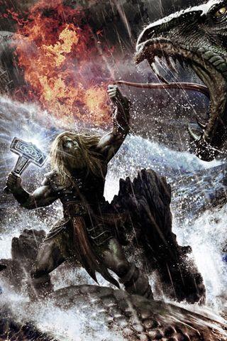 Amon Amarth cover art