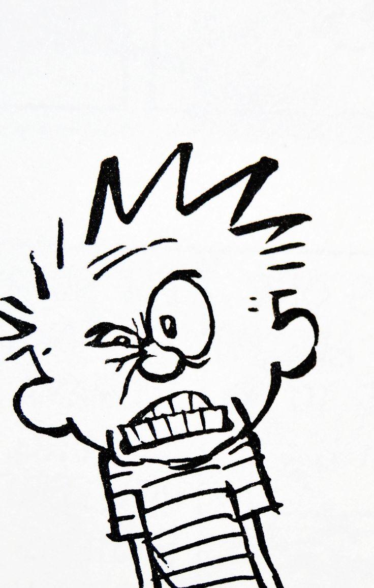 Calvin and Hobbes, Day 4 of Merry Calvin Christmas! (DA 12-15-14)
