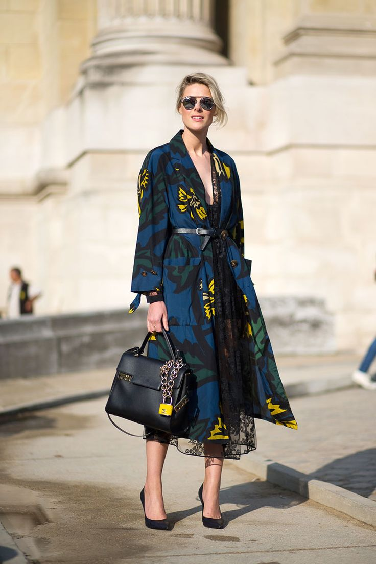241 Best Spring Summer 2015 Rtw Street Style Images On