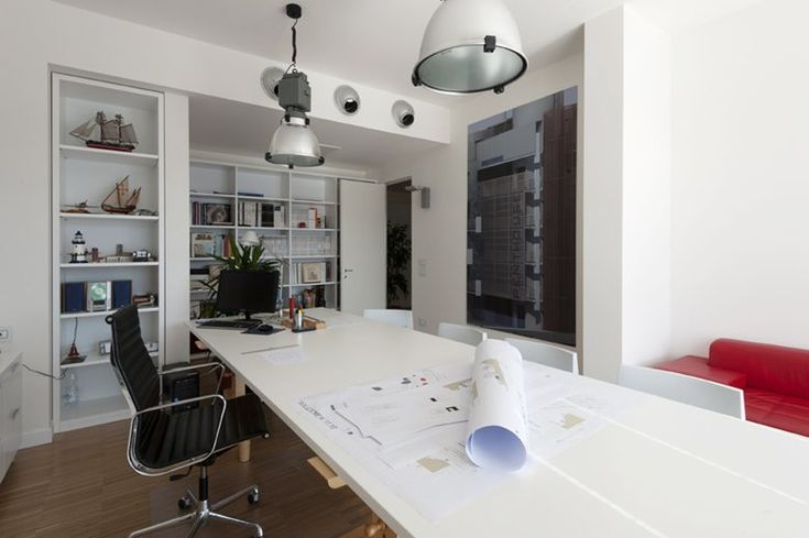 Severini Associati + Partners Headquarters, Tolentino, 2012 - Ubaldo Severini