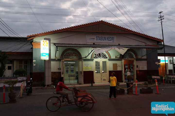Stasiun Kota Kediri