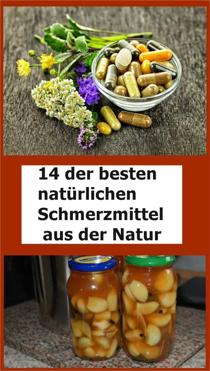 14 der besten natürlichen Schmerzmittel aus der Natur | njuskam!