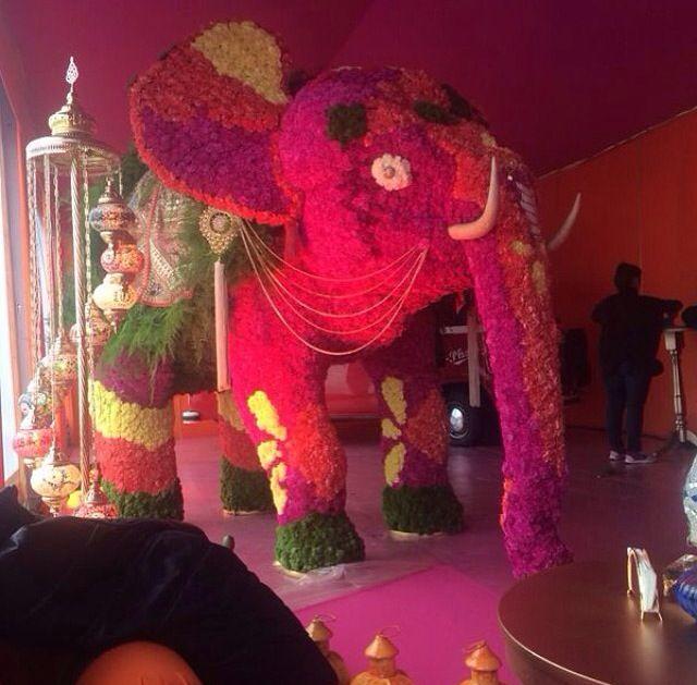 Mehndi Night Party : Henna night decoration kina gecesi masa dekorasyonu pink