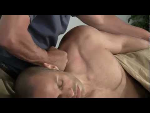 Patrick Ingrassia: Side Lying BodySaver Massage, Working Exclusively on the Shoulder Girdle - YouTube