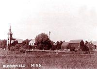 Assumption Church, Richfield, Minnesota (1887-Unknown) - Placeography
