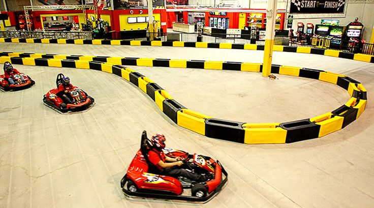Loacted in Drinagh, Co. Wexford. Go karting R One Karting is your family entertainment source on a wet day.