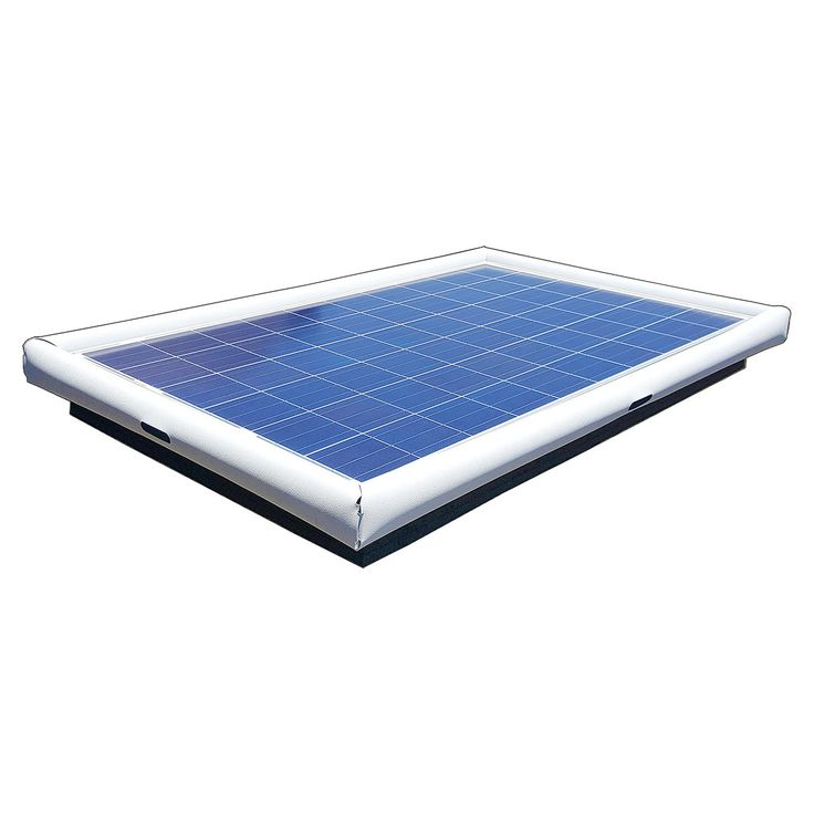 New Savior 250w Floating Solar Pool Pump and Filter Cleaner System DD - NaturalCurrent.com