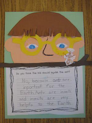 Hey Little Ant: Ants Kindergarten, Ants Persua Writing, Ants Art, Book, Ants Writing Activities, Insects Writing, Persuasive Writing First Grade, Writers Workshop, Graduation Art