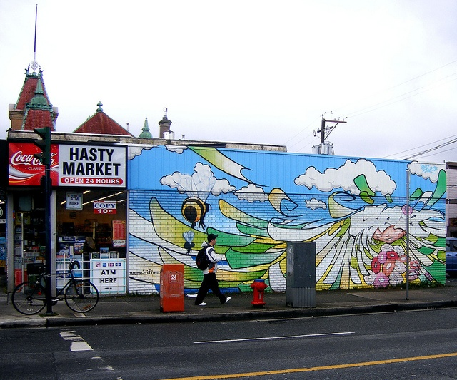A true staple of our community...the Hasty Market!