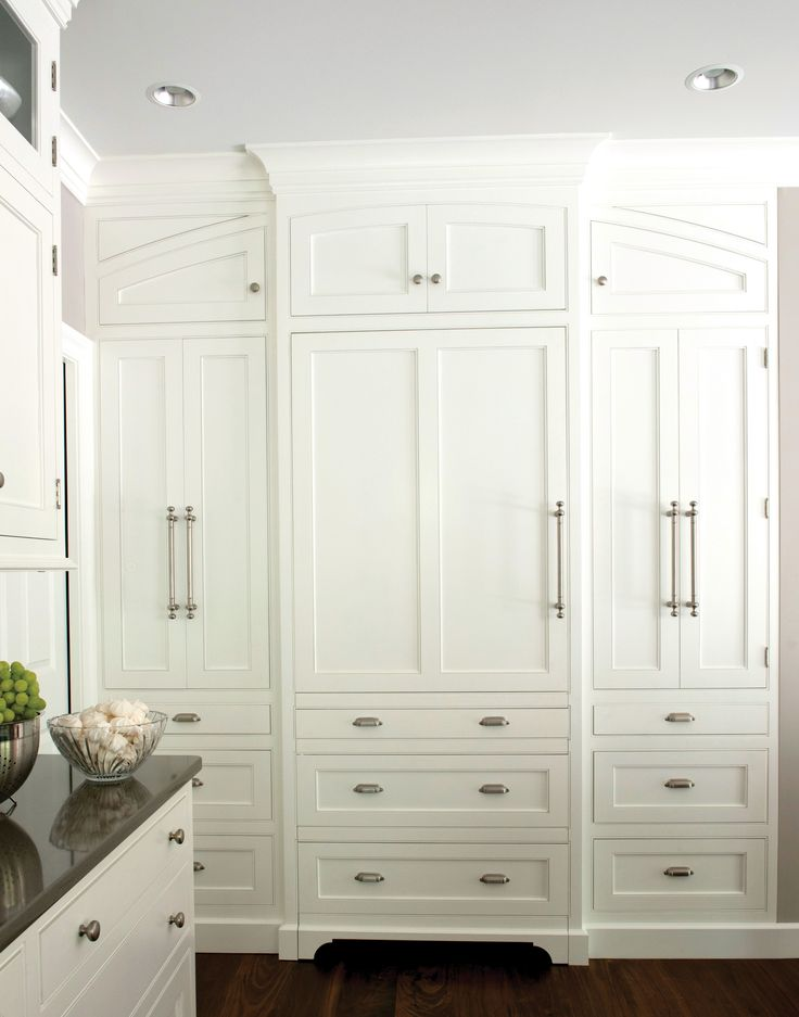 kitchen pantry... Love!  after years with no room for pantry items - this looks beautiful! #LGLimitlessDesign & #Contest