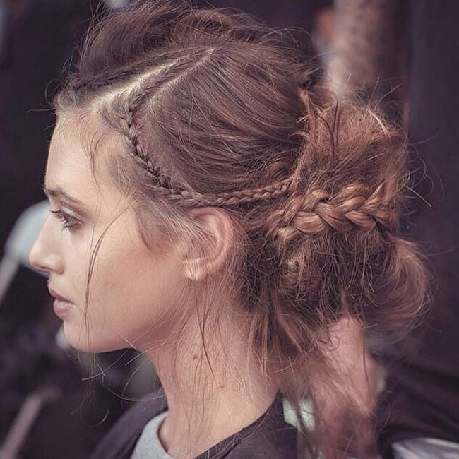 bridemaid hair styles 17 best ideas about 2015 hairstyles on 3818
