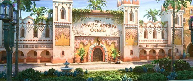 The Mystic Spring Oasis | Zootopia Wiki | Fandom powered by Wikia