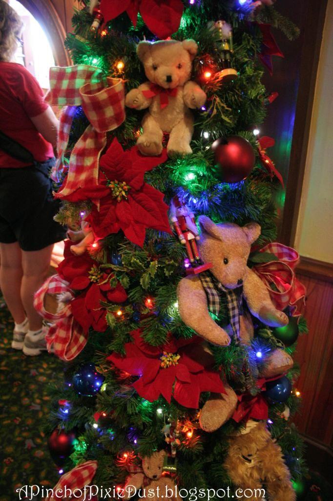 Bear Christmas Tree Ornaments
