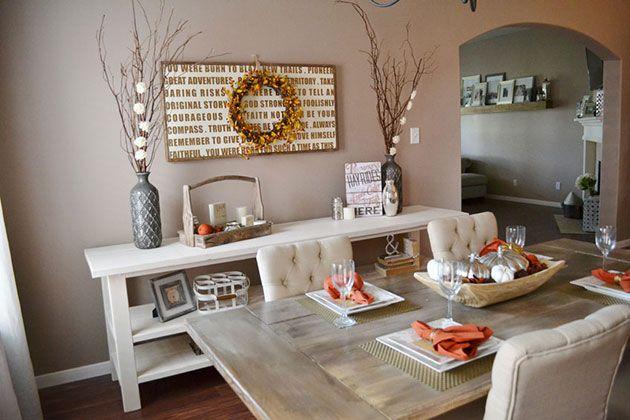 31 bellos colores para pintar tu comedor | decoracion | Pintar ...