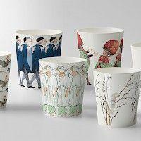 Elsa Beskow mugs 2013