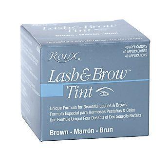 Roux Lash & Brow Tint Brown