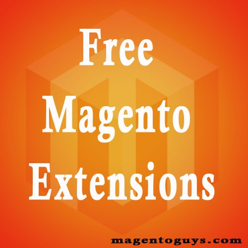 Free Magento Extensions