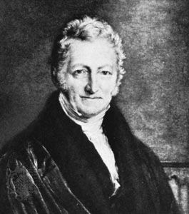 thomas malthus essay on human population